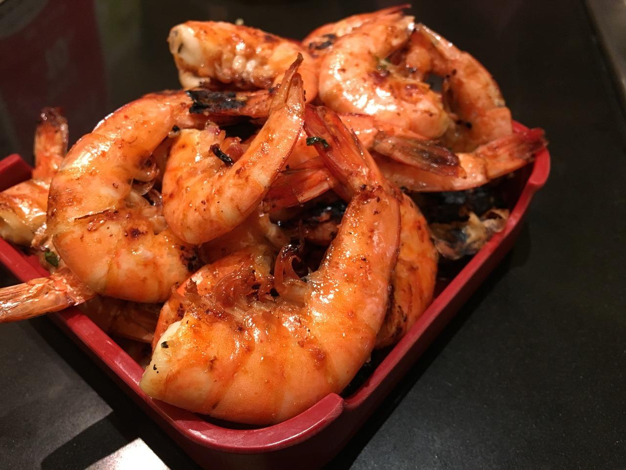 New Orlean S Cajun Bbq Shrimp